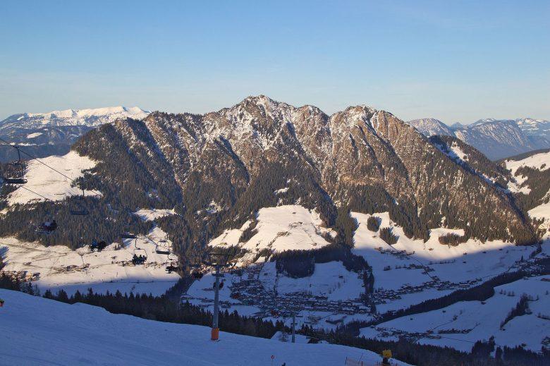 Alpbach and Gratlspitze