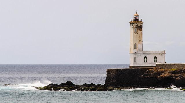 Lighthouse Praia