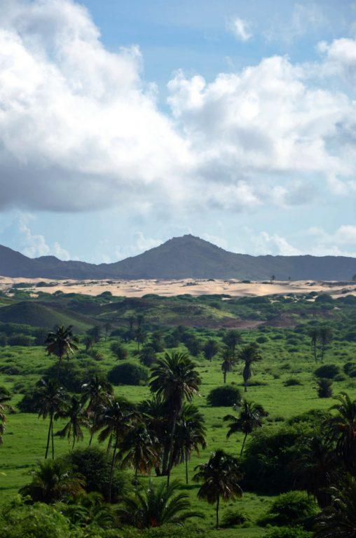 Monte Gordo Cape Verde
