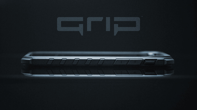 Grip Phone Skin