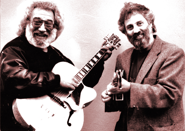 Garcia & Grisman