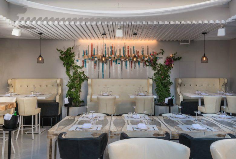 Interior at Catch Restaurant