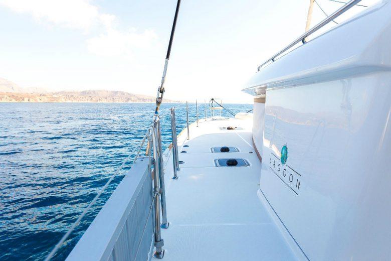 Spiridakos Sailing Santorini Yachts