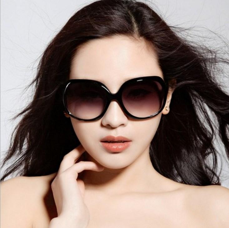 Big Dark Sunglasses