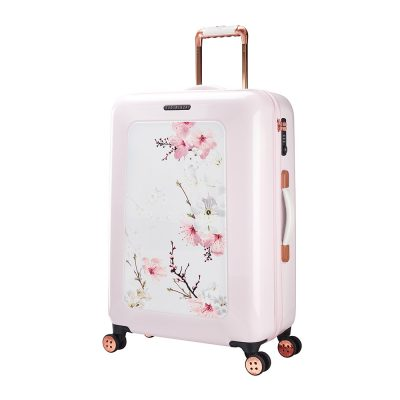 Ted Baker Oriental blossom suitcase