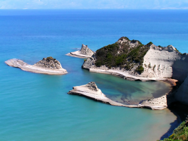 Adriatic Odyssey Cape Drastis Corfu Greece