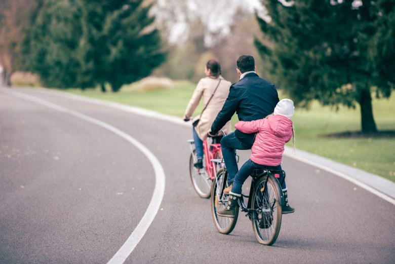 European Family Cycling