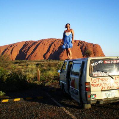 Uluru, Australi