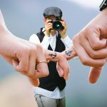 What you can do to get most comfortable in front of the camera on the wedding day