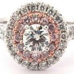 The Vibrant Story Of Colored Diamond Engagement Rings