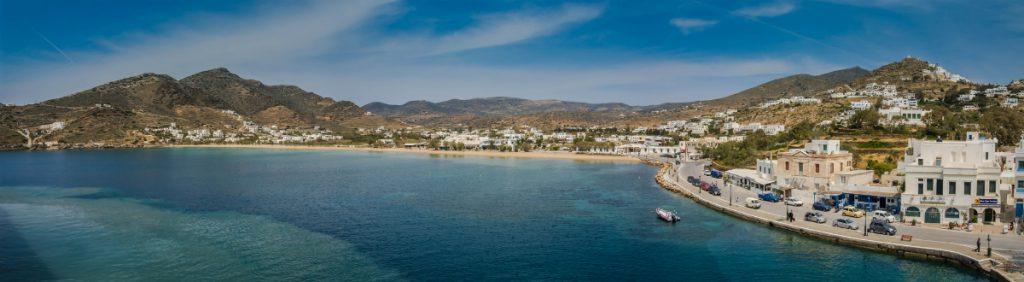 Los Island Port