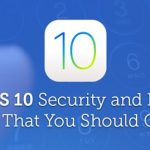 Top iOS 10 Security and Privacy Features That You Should Checkout When You are Traveling