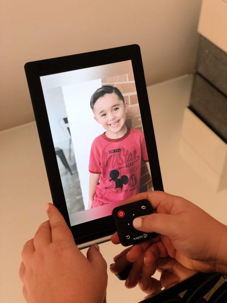 Nixplay Seed Digital Frame