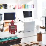Get To Work With A Furniture Set For Home Office Spaces
