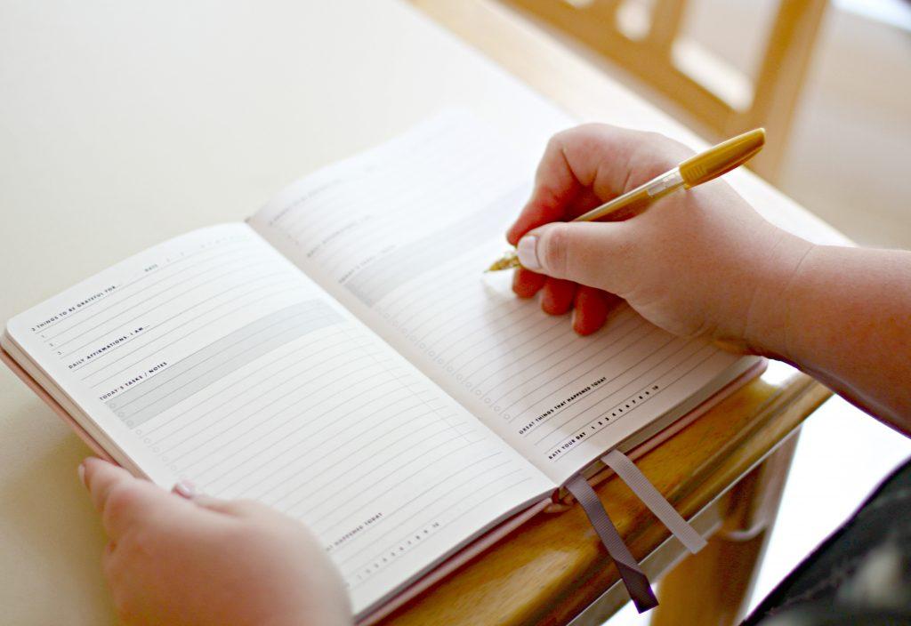 Mål Paper Daily Goal Setter Planner