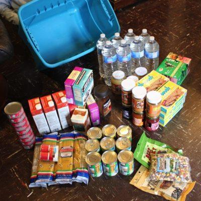 Emergency Survival Food Kit