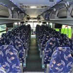 Discover The Comfort And Ease Of A Charter Bus Rental