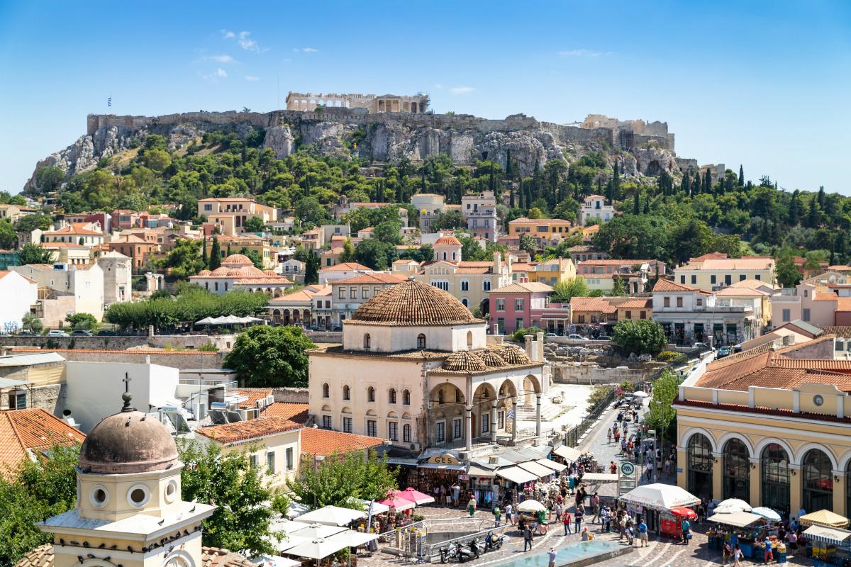 Acropolis-from-Monastiraki