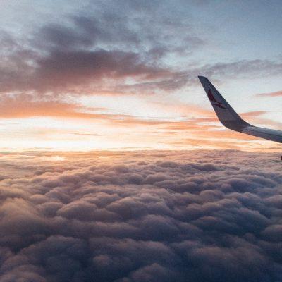 30,000 feet in the air