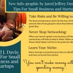 New Info-graphic by Jared Jeffrey Davis on Tips For Small Business and startups