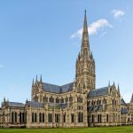 Visiting Salisbury in England