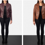 TOP WOMEN LEATHER JACKETS TRENDS IN 2020