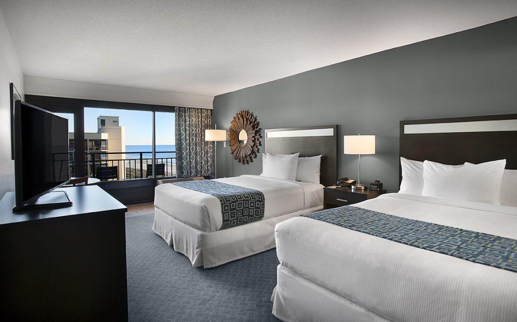 DoubleTree Resort By Hilton Myrtle Beach Oceanfront