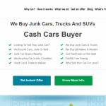 Getting Rid of Your Scrap Car