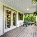 Outdoor porch flooring options