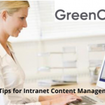 Tips For Intranet Content Management