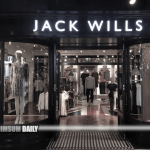 Jack Wills HK store: Hong Kong's best-selling clothing store
