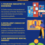 2020 Infographic by EJ Dalius on  Enlightens Us about Some Factors that Make Florida the Hub of Real Estate Investment