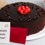 6 Chocolatey Chocolate Cake For New Year Celebration