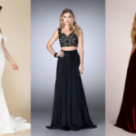 Wonder What Celebs Wore to Their Prom? Their Dresses Can Be Yours!