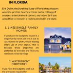 Eric Dalius Types of Real Estate Properties to Consider in Florida