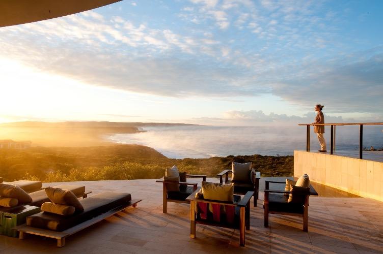 Luxury resort in Australia.