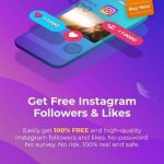 The best and free app for  Instagram Followers