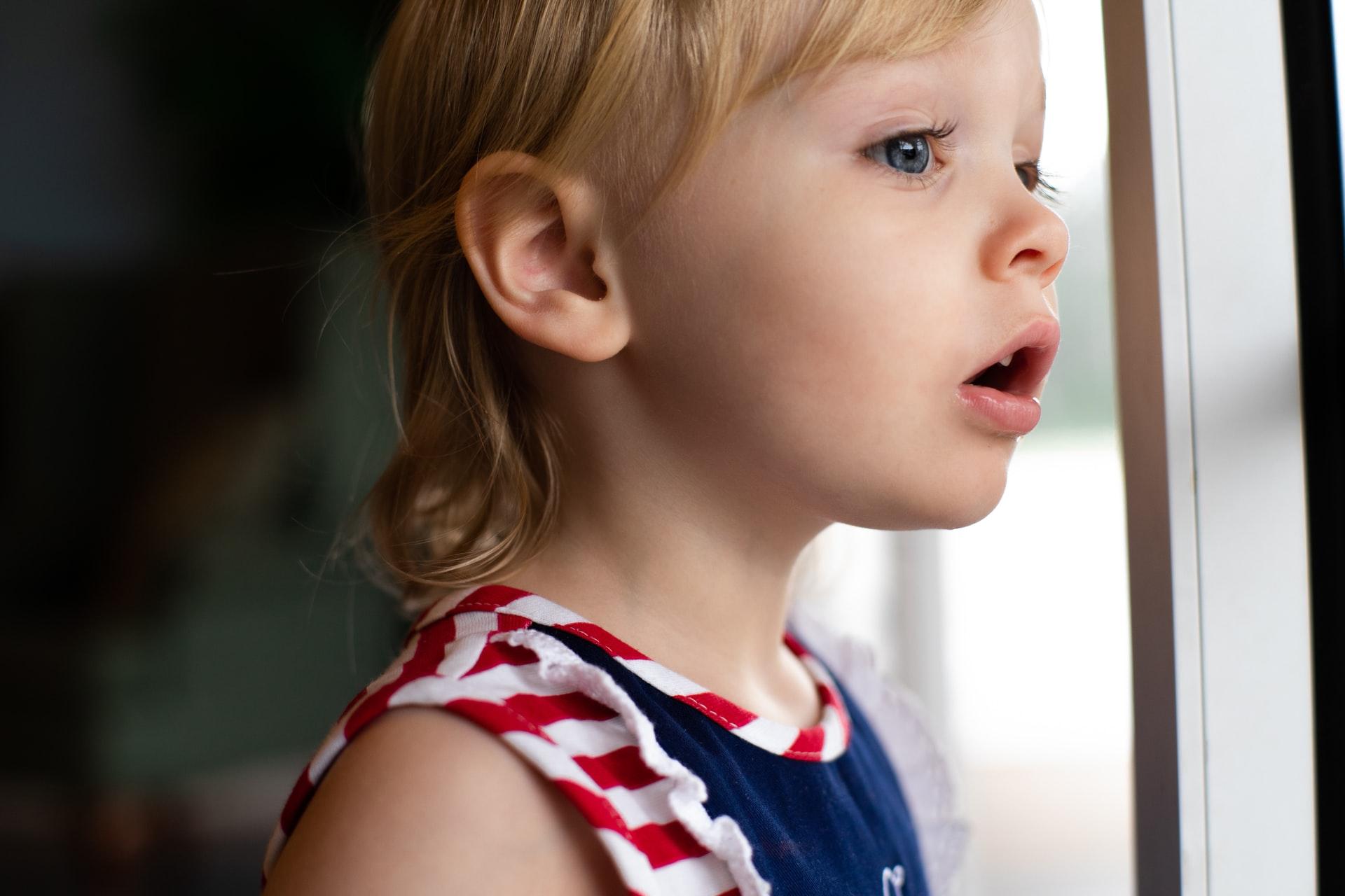 Child's Curiosity
