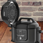 What is a pressure cooker air fryer Combo?
