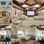 Classic And Trendy Coffered Ceiling Ideas For Your Home