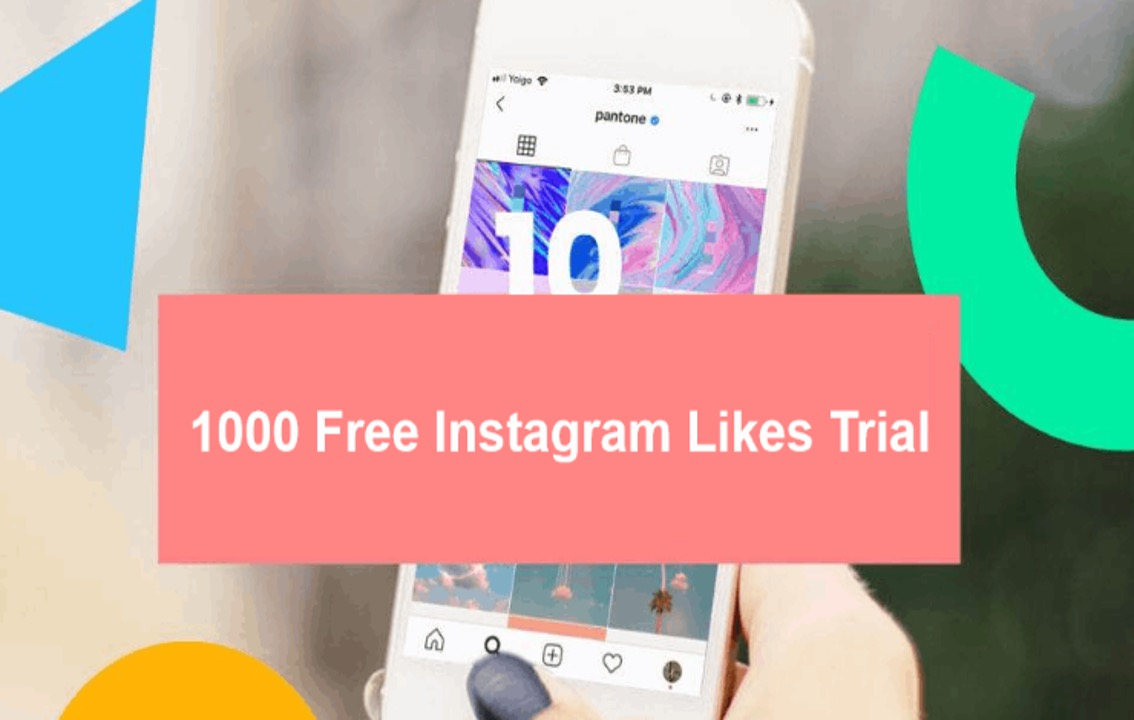 Instagram Like Trial