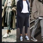Fashionable women's pants for the fall season 2021