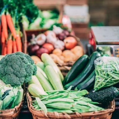 Buying vegetables online