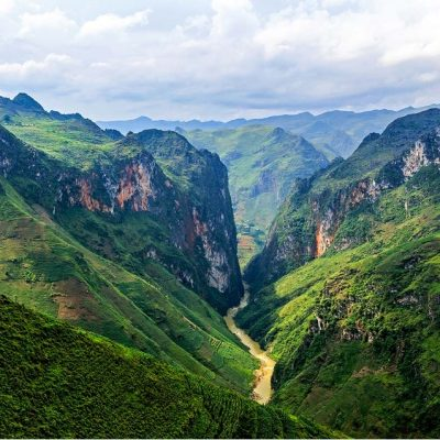 Nho Que River - Tu San Canyon