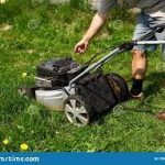 How To Clean A Petrol Lawn Mower