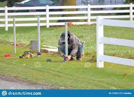 Tools fence installation