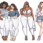 Tips To Dress Correctly According To Your Figure