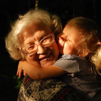Grandparents Bond