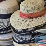 Choose a hat based on your face type and measurements