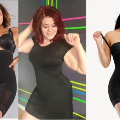 ShapewearBefore And After